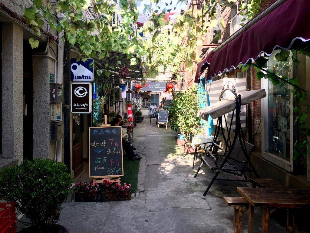 Sightseeing Tipps Shanghai: Tianzifang-Viertel