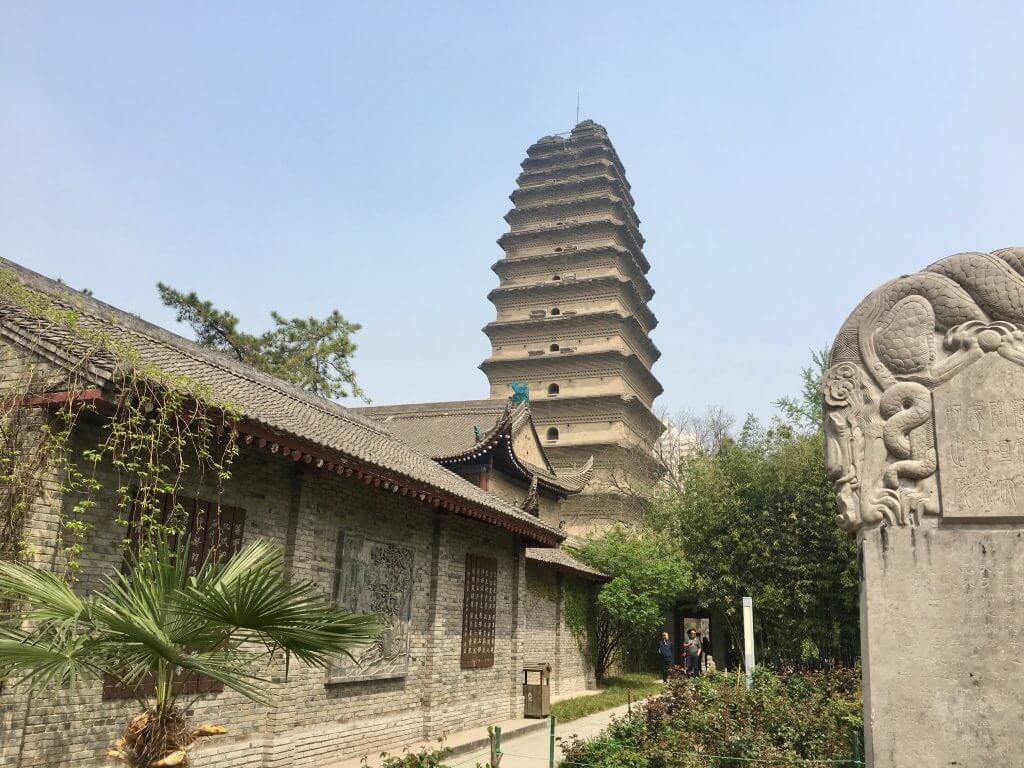 Reisetipp Xi'an: Kleine Wildganspagode