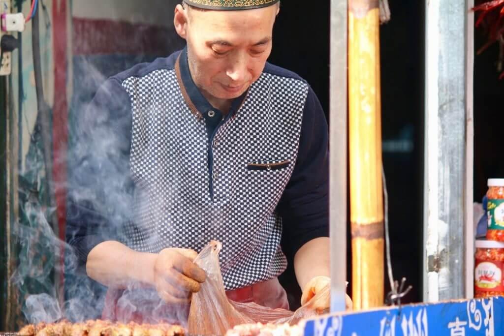 Reisetipp Xi'an: Muslim Street Market