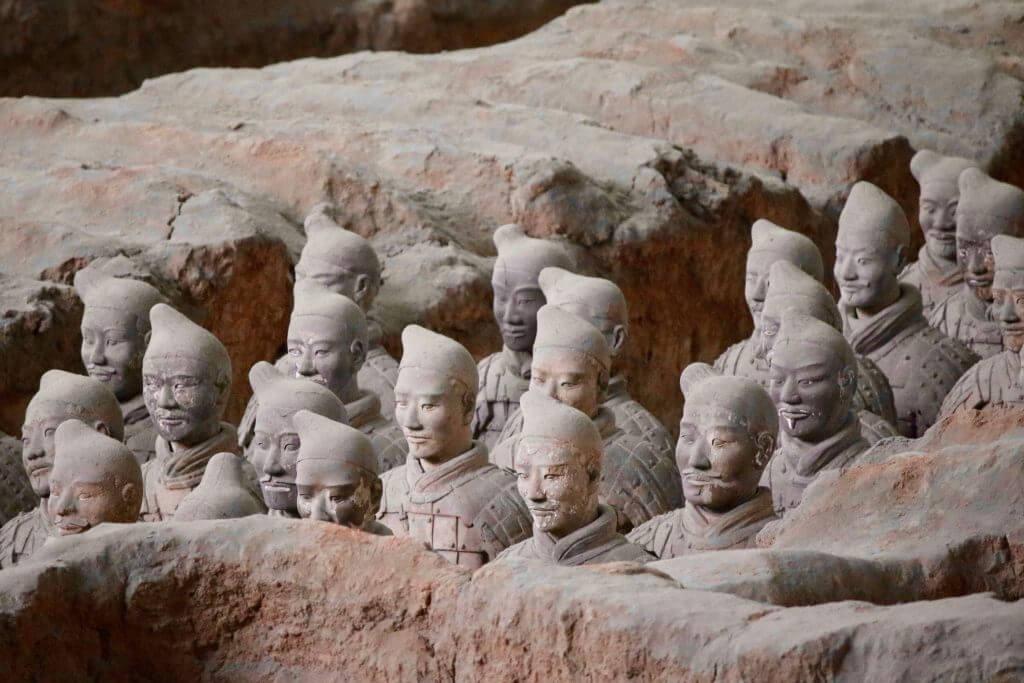 Reisetipp Xi'an: Krieger der Terrakotta-Armee