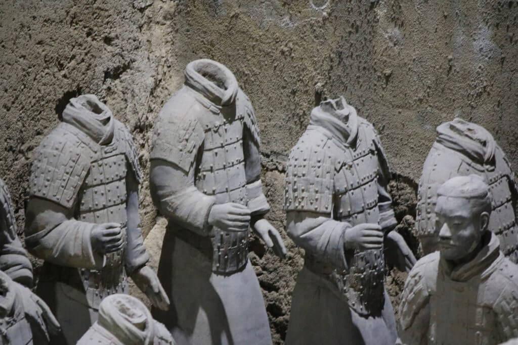 Reisetipp Xi'an: Terrakottaarmee