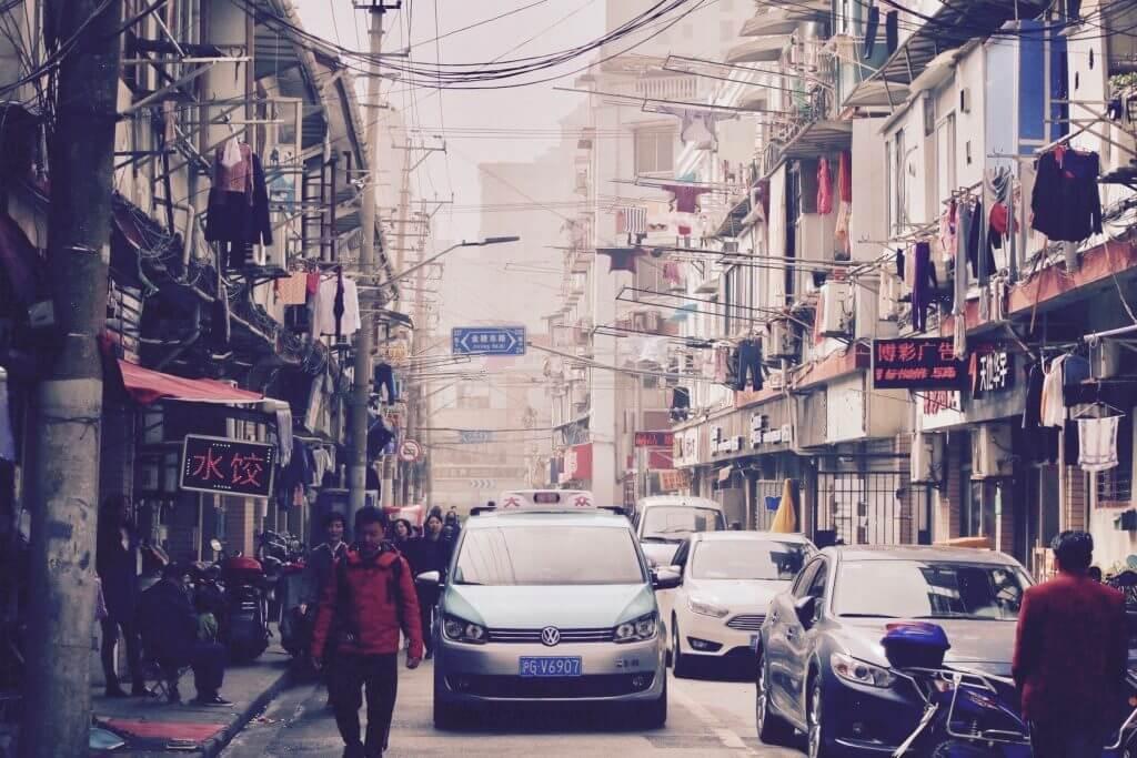 Reisetipp Xi'an: Altstadt