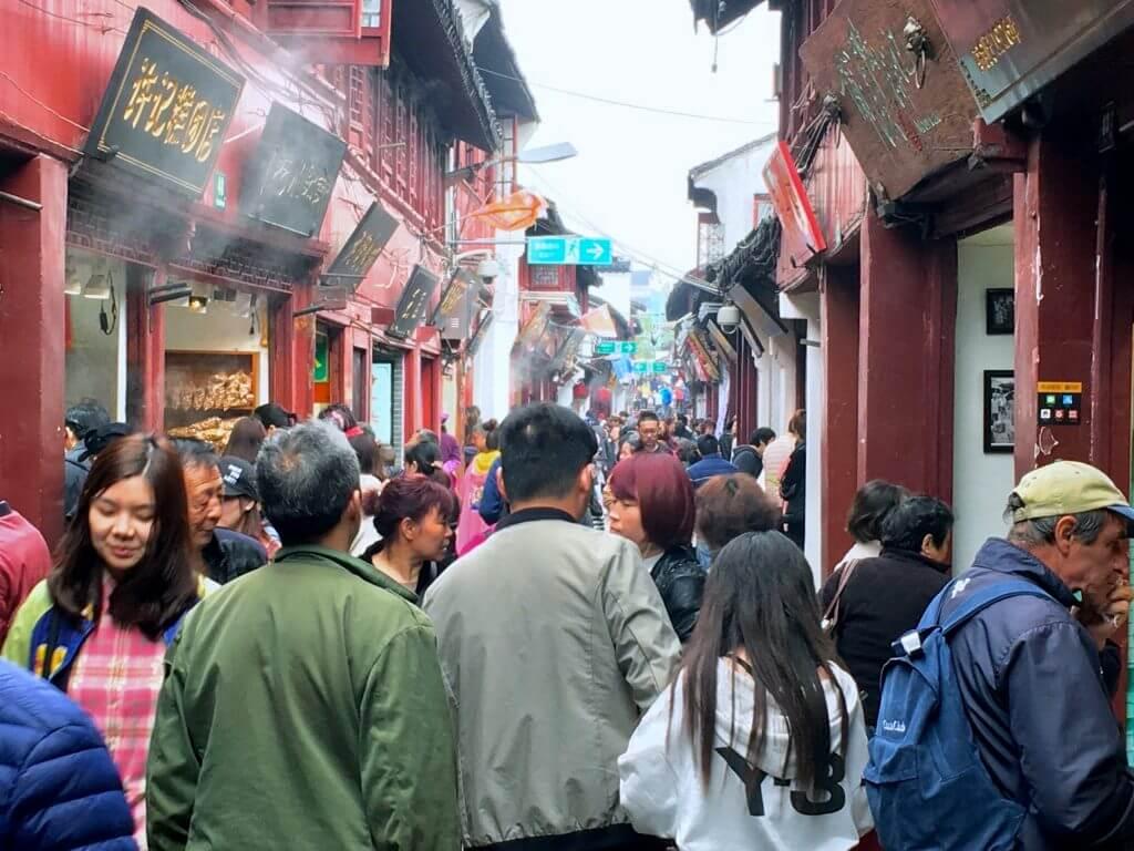 Sightseeing Tipps Shanghai: Qibao Food Market