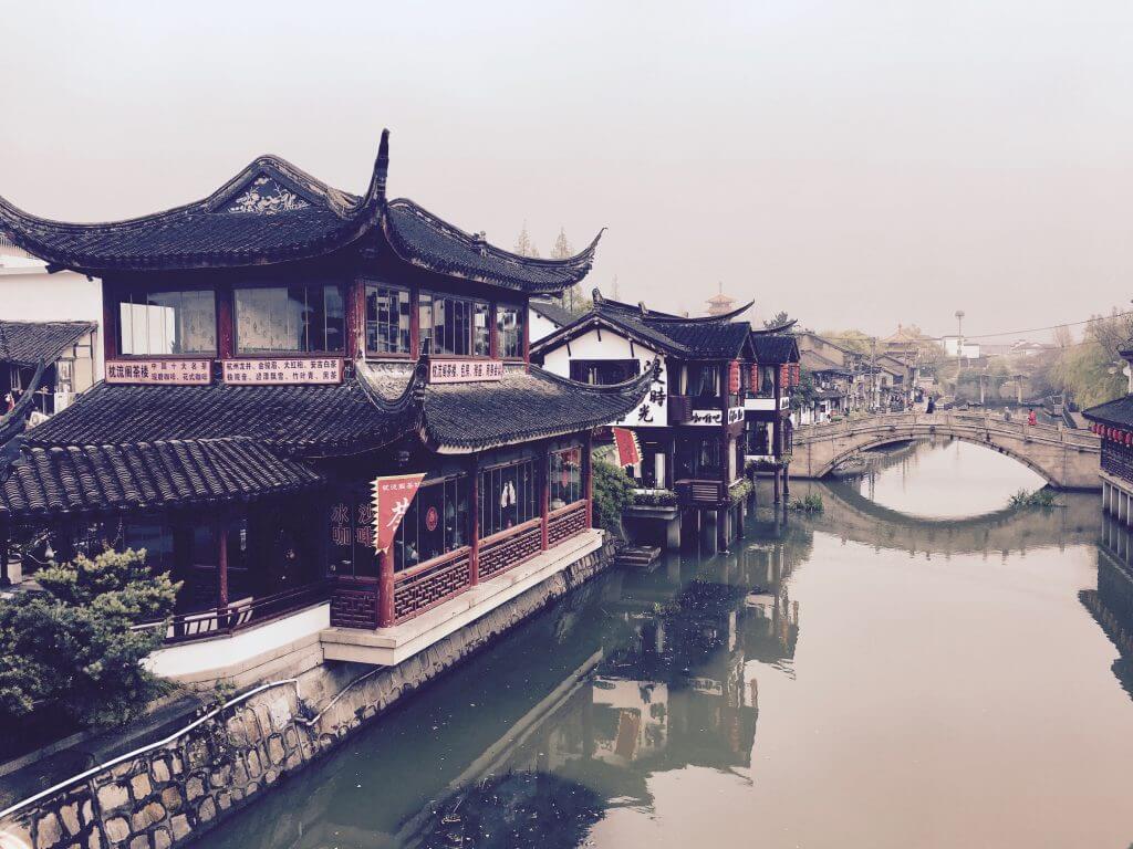 Sightseeing Tipps Shanghai: Qibao