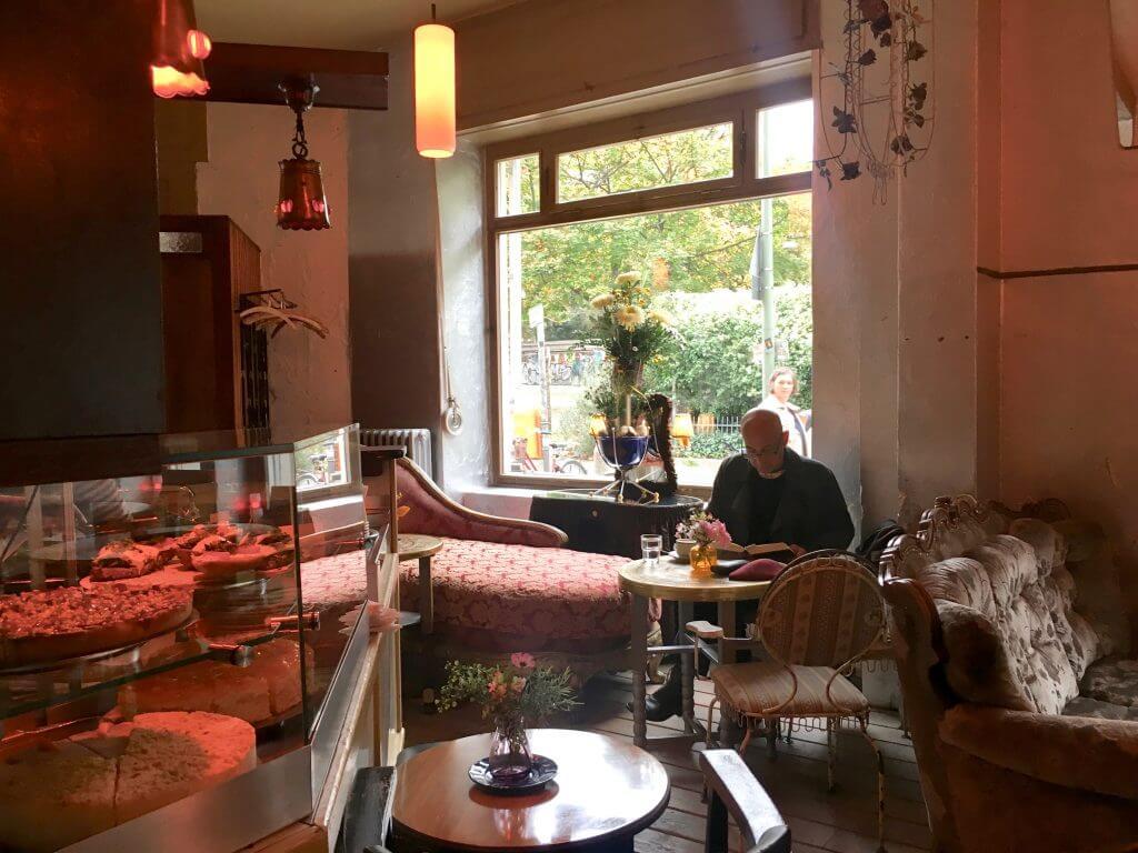 Sightseeing Tipps Berlin-Prenzlauer Berg: Das Wohnzimmer von Innen