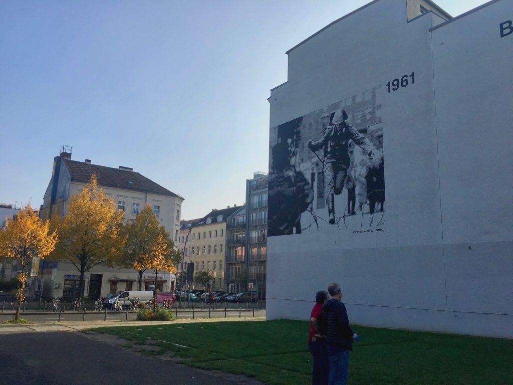 Sightseeing Tipps Prenzlauer Berg: Bernauer Straße