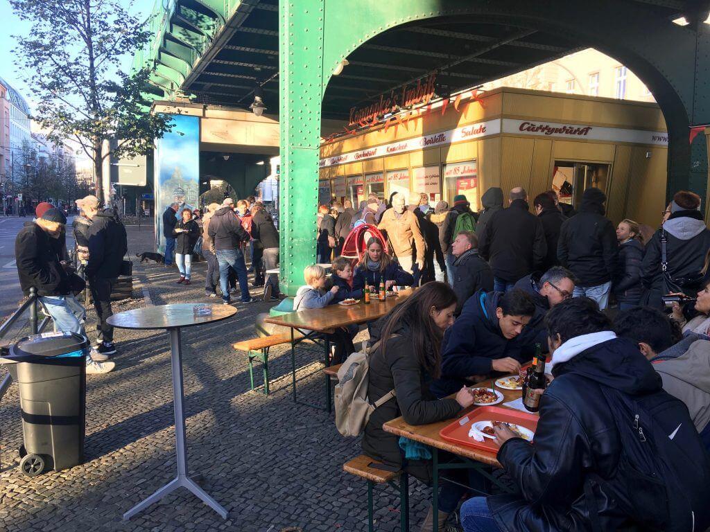Sightseeing Tipps Berlin-Prenzlauer Berg: Konnopke's