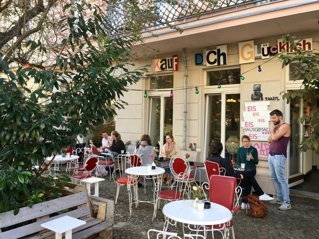 Sightseeing Tipps Berlin-Prenzlauer Berg: Café