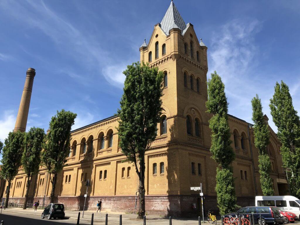 Sightseeing Tipps Berlin-Prenzlauer Berg: Kulturbrauerei