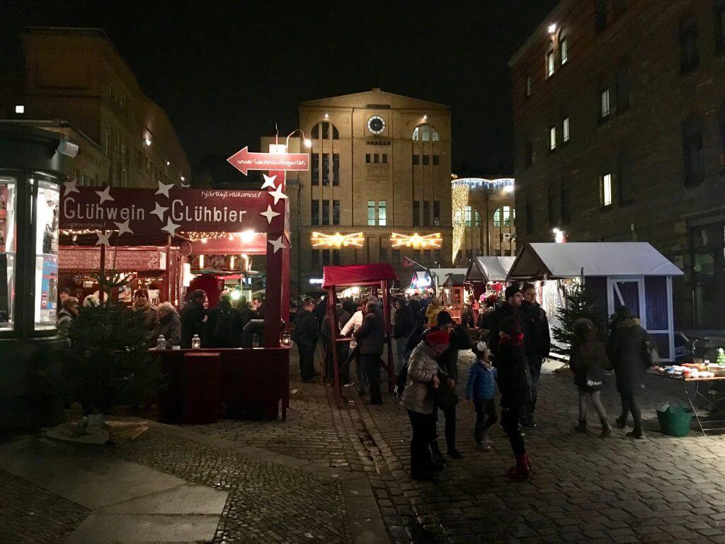 Sightseeing Tipps Berlin-Prenzlauer Berg: Lucia Weihnachtsmarkt