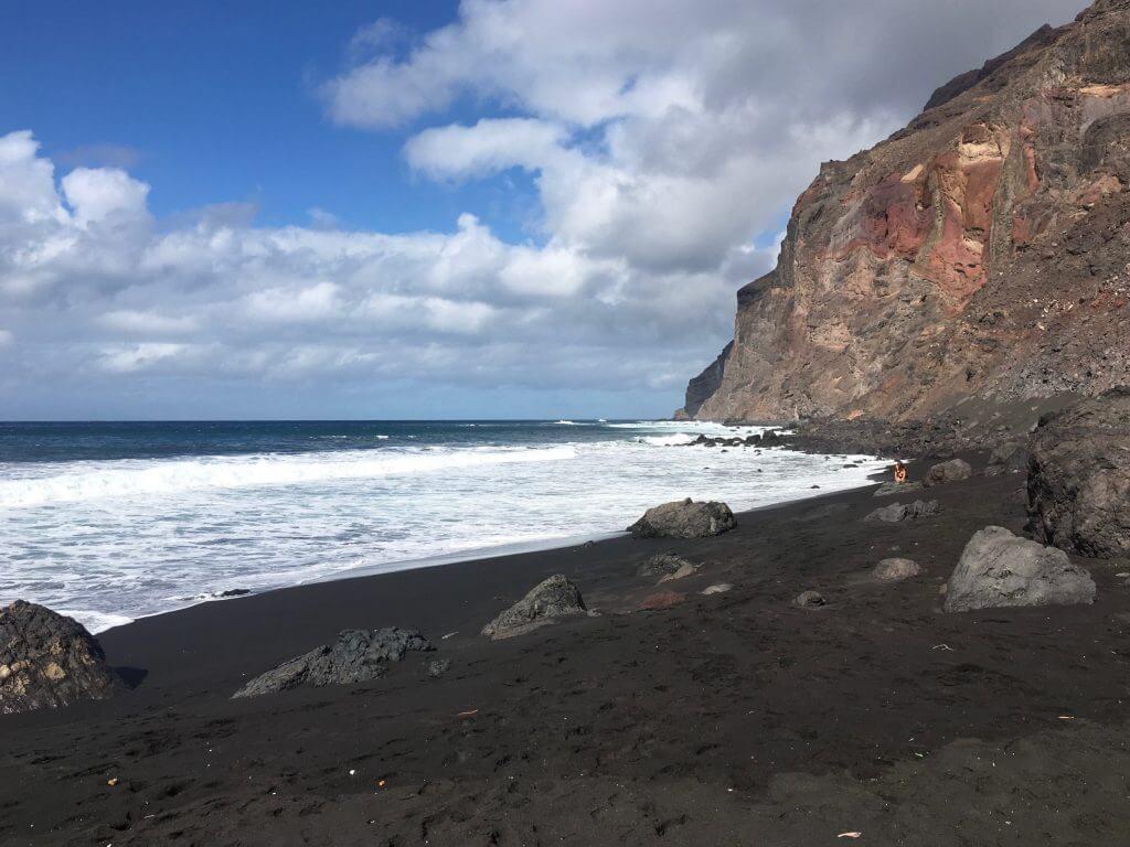 Eine Woche La Gomera: Playa del Inglés