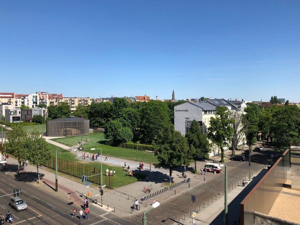 Sightseeing Tipps Berlin-Prenzlauer Berg: Gedenkstätte Berliner Mauer