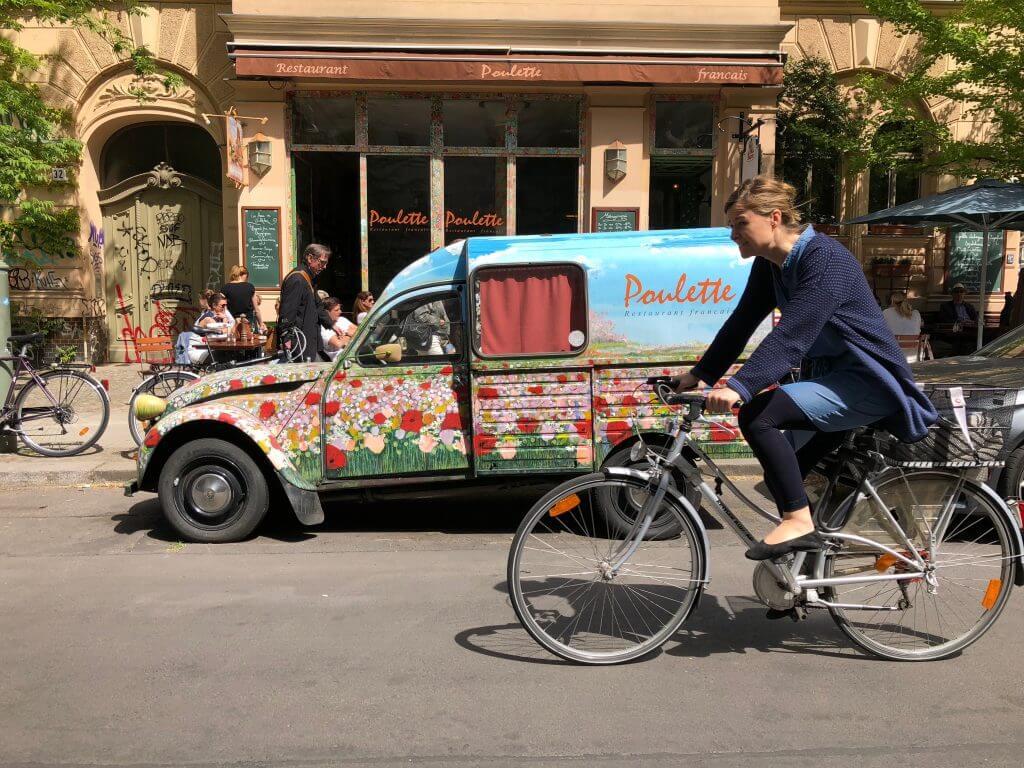 Sightseeing Tipps Berlin-Prenzlauer Berg: Knaackstraße