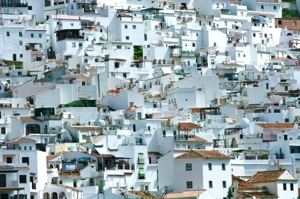Highlights Andalusien: Weißes Dorf