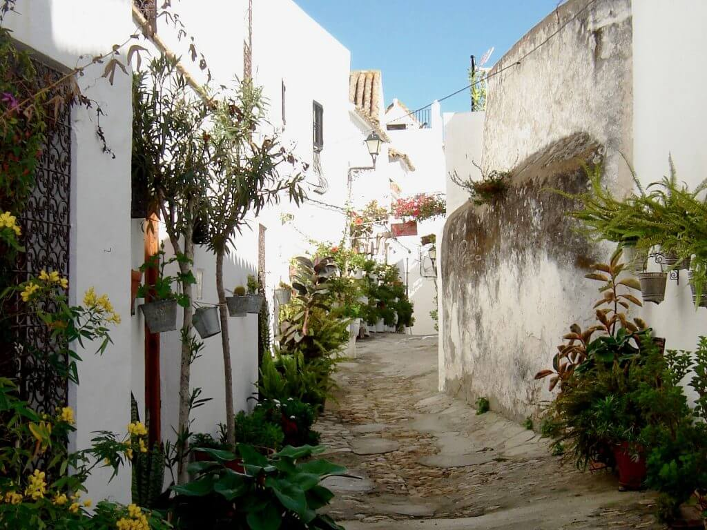 Highlights Andalusien: Vejer de la Frontera