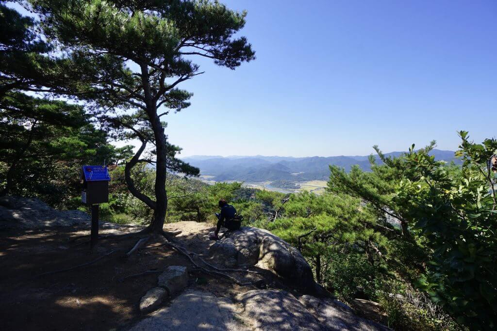 Fakten über Südkorea: Hiking (Gyeongsang)