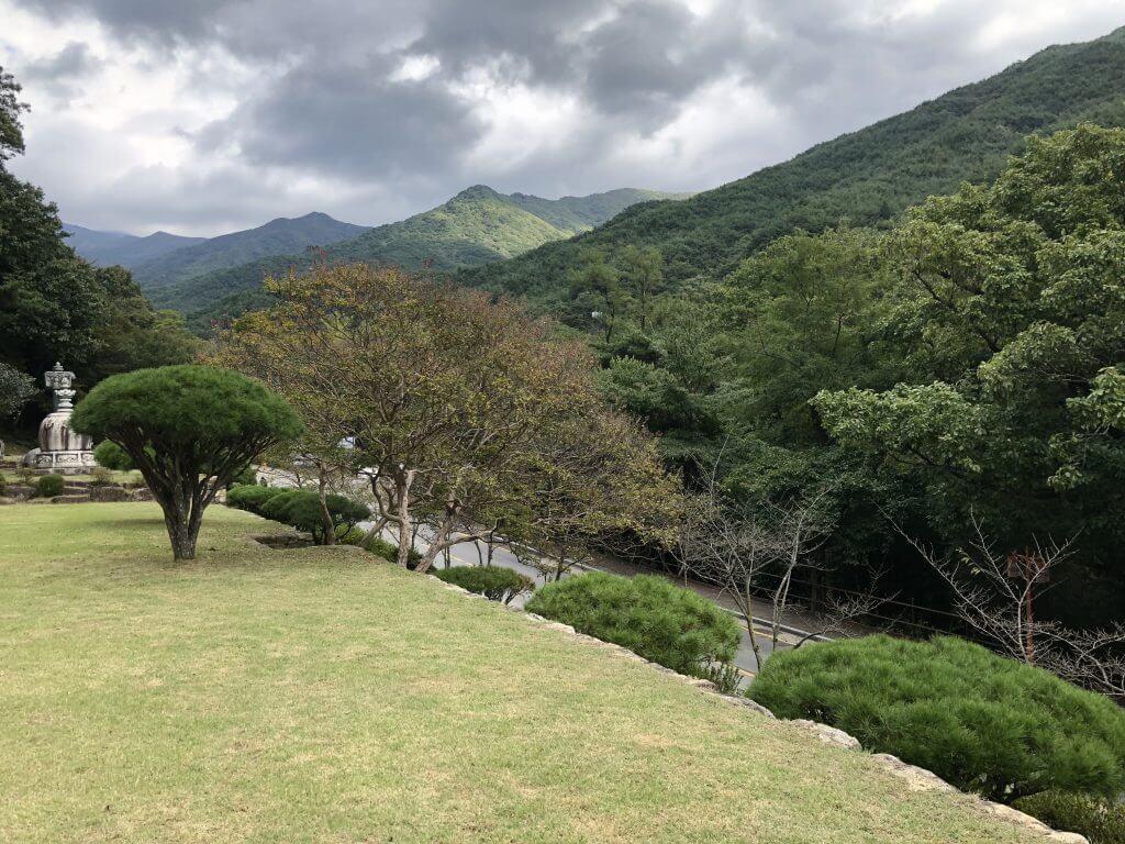 Jirisan Nationalpark (Korea)