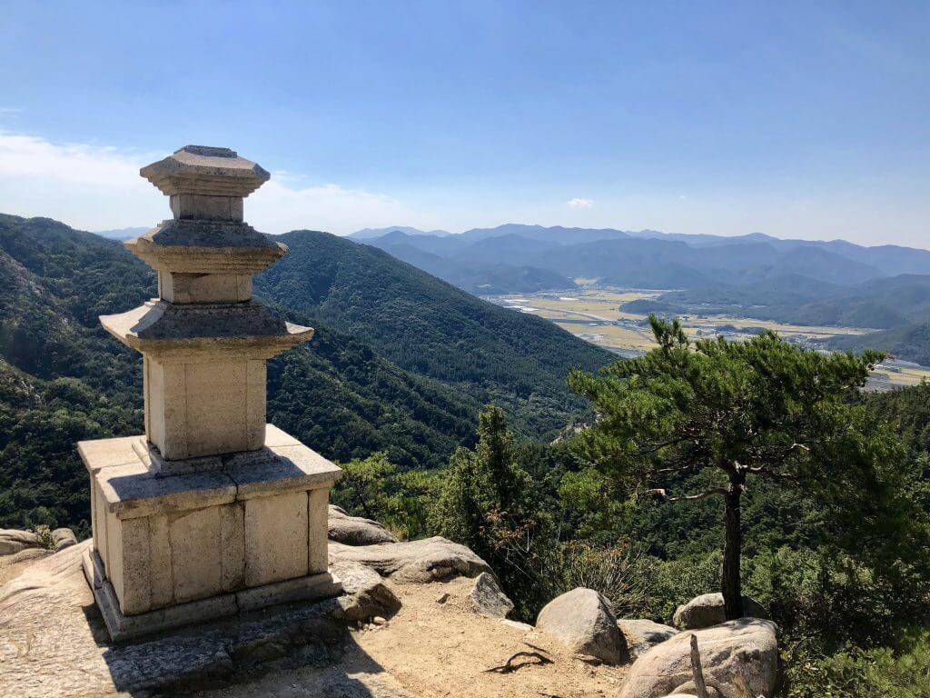 Gyeongju (Südkorea): Tempelhiking