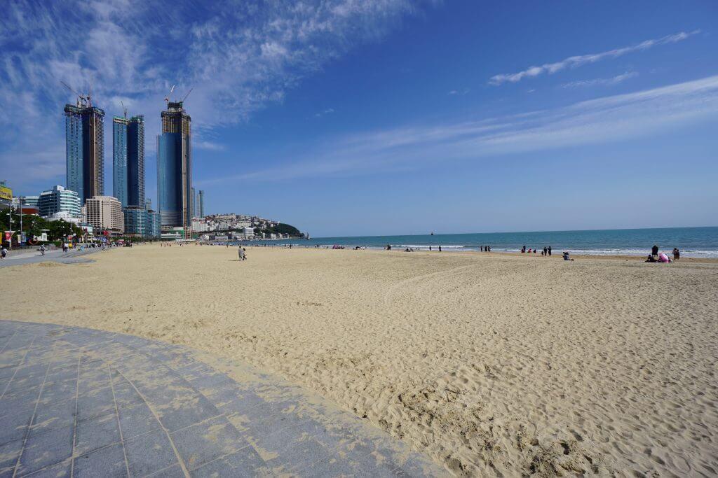Busan (Korea): Haeundae-Beach