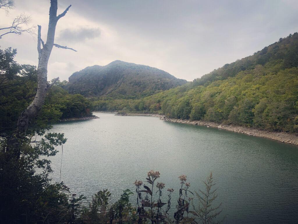 Biwa-Ike See bei Nagano